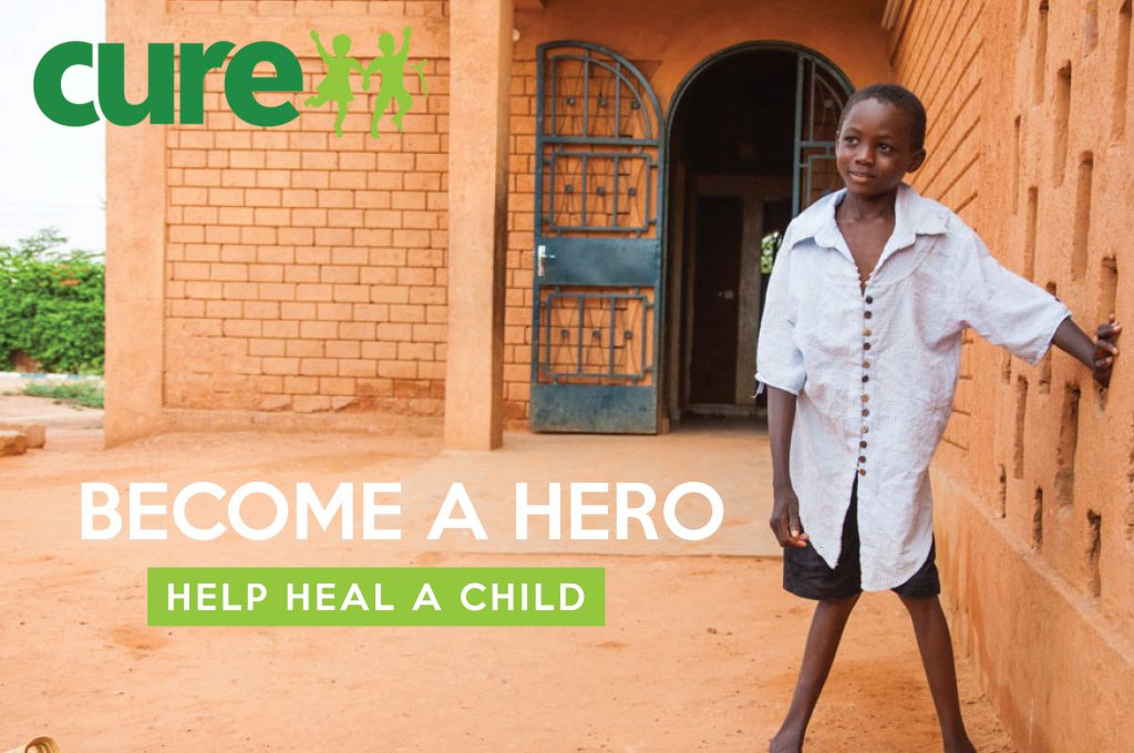 Sponsor a Child's medical proceedure